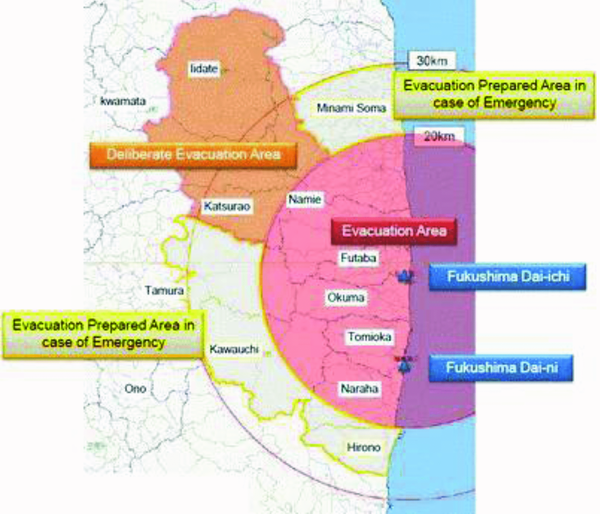 Fukushima Exclusion Zone: Scientists Determine Property Values Dropped After Nuclear Disaster!