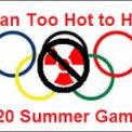 COVID, Fukushima and the Atomic Olympics