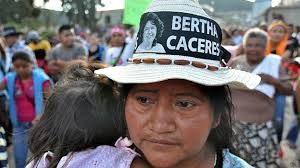 RIP, Berta Caceres -What  Mainstream Media Doesn't Want You to Know