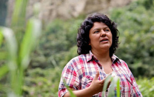 The truth about the death of Berta Caceres and the mainstream media coverup