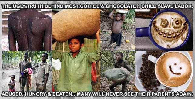 Is the Sweetness of the Cheap Chocolate Worth the Bitterness of the Slavery?