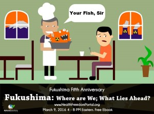 Mark Your Calendar: March 9, 4-8 PM EST: Fukushima 5 Year Commemoration