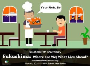 Mark Your Calendar: March 9, 4-8 PM EST: Fukushima 5 Year Commemoration