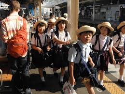 Japanese Kids Feel Safe, Can Rely on Any Adult for Help