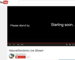 "Youtube Livestream ""Fails"" to Process Powerful Interview With Aussie Vax Truth Teller Meryl Dorey"