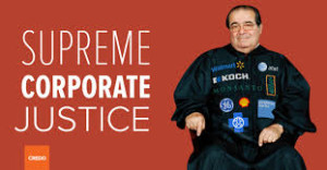 Supreme Court Justice Antonin Scalia Sudden Death Costs Dow Chemical Nearly $1 Billion US