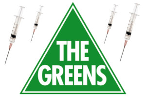 Is It Just Me Or Do The Greens Suddenly Stink?