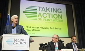 "Taskforce on Flint water crisis concludes it was an ""environmental injustice"""