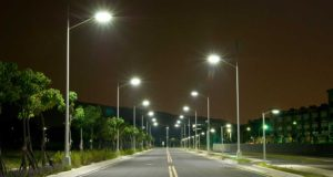 Bright street lights can affect sleep