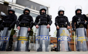 Alarming Upsurge In Riot Gear Sales Could Portend Massive Crackdown On Protest, Perhaps Martial Law?
