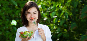 Eat Your Veggies, Young Lady. No, Really: Study Links Eating Veggies And Fruits In Adolescence Can Reduce Cancer Risk Later In Life