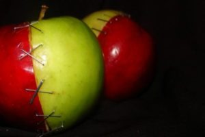 Welcome to the Future Of Frankenfood: Fuji And Granny Smith Strains of GMO Apples Open Up The Frankenfruit Market