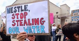 Nestlé May Be Coming Up Against It: Small Town In Southeastern Washington State Latest To Stand Up To Water Bullies