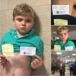 Your Tax Dollars At Work: 18 TSA Agents Take Down One 9-Year-Old Boy With A Pacemaker