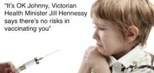Jill Hennessy – Minister of Health Has Outdone herself Again – 100.000 Vaccines At Once Are Safe!