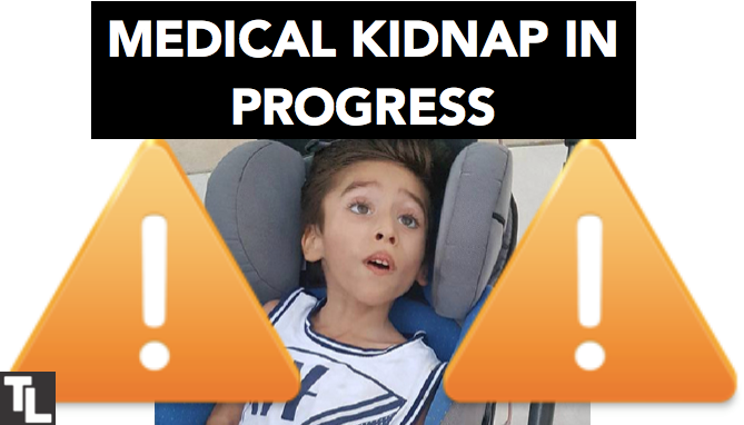 BREAKING: Medical Kidnapping Happening Right Now In Australia