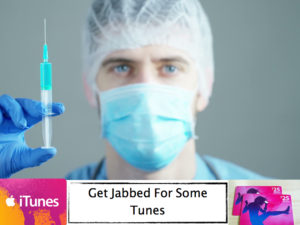 Australian Vaccine Trial in High School Coercing Children to participate By Offering iTunes Vouchers