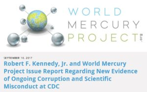 Kennedy & Mercury Project Expose Govt Corruption