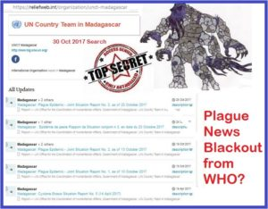 Plague: No News Is Bad News