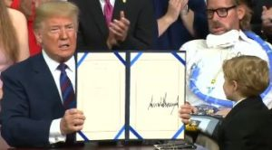 "Trump Signs Misnamed ""Right to Try"" Law"