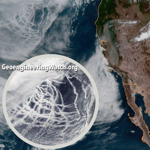 Climate Engineering Cover-Up: Geoengineering Over Our Oceans
