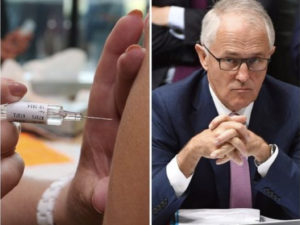 Conflicts of interest in vaccination policy and the No Jab, No Pay Law – an open email to Malcolm Turnbull, Prime Minister of Australia