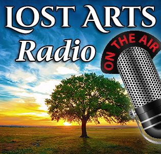 Lost Arts Radio Special Livestream Event with Dayna Martin
