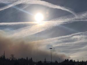 Geoengineering Is Fueling Firestorm Catastrophes