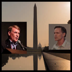 Former Presidential Candidate Gives Exclusive Interview To Geoengineering Watch