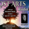 Lost Arts Radio Show #206 – Special Guest Anthony Patch