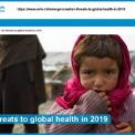 WHO Says Vaccine Conscientious Objectors Threat to Global Health