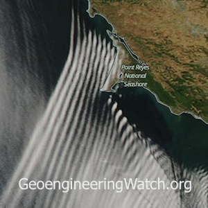 NASA Satellite Imagery Reveals Shocking Proof Of Climate Engineering