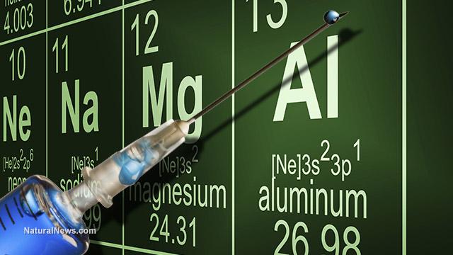 Toxic aluminum in vaccines
