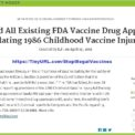 White House Vaxx Petition Needs 100,000 Signatures by May 19th