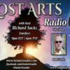 Lost Arts Radio Show #242 – Special Guest Mark Steele