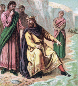 "Chaos, Canute and the Measles ""Outbreak"""
