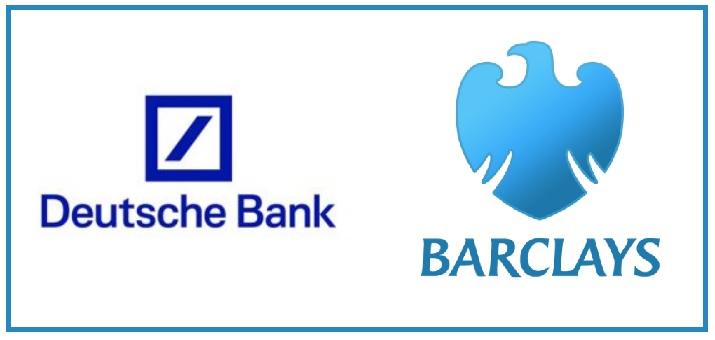 Deutsche Bank 'Run' and Barclay Hedge Fund 'Poaching'