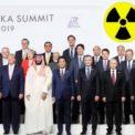 Was Osaka G-20 Meeting Held Under Fukushima Radiation Cloud?