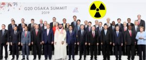 Was Osaka G-20 Meeting Held Under Fukushima Radiation Cloud?