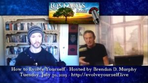 "Brendan D. Murphy Shares His Sound Healing Project, ""Evolve Yourself"""