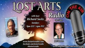 Lost Arts Radio Show #286 – Special Guest Joel Skousen