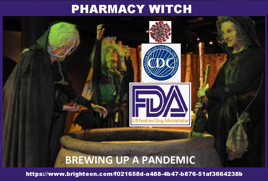 Dr. Rima vs the Pharmacy Witches