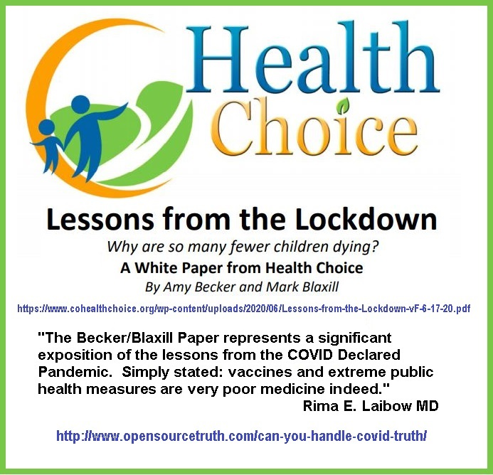 Can You Handle COVID Truth?