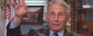 Americans Do Not Believe in Authority or Science Says Fauci