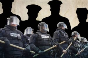 Defund the Police to Militarize the Police?