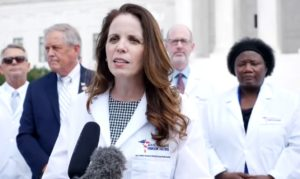 """Nobody Needs to Die"" – Frontline Doctors Storm D.C. Claiming ""Thousands of Doctors"" are Being Silenced on Facts and Treatments for COVID"