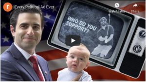 What More Can You Say? The Universal Campaign Ad Is Here