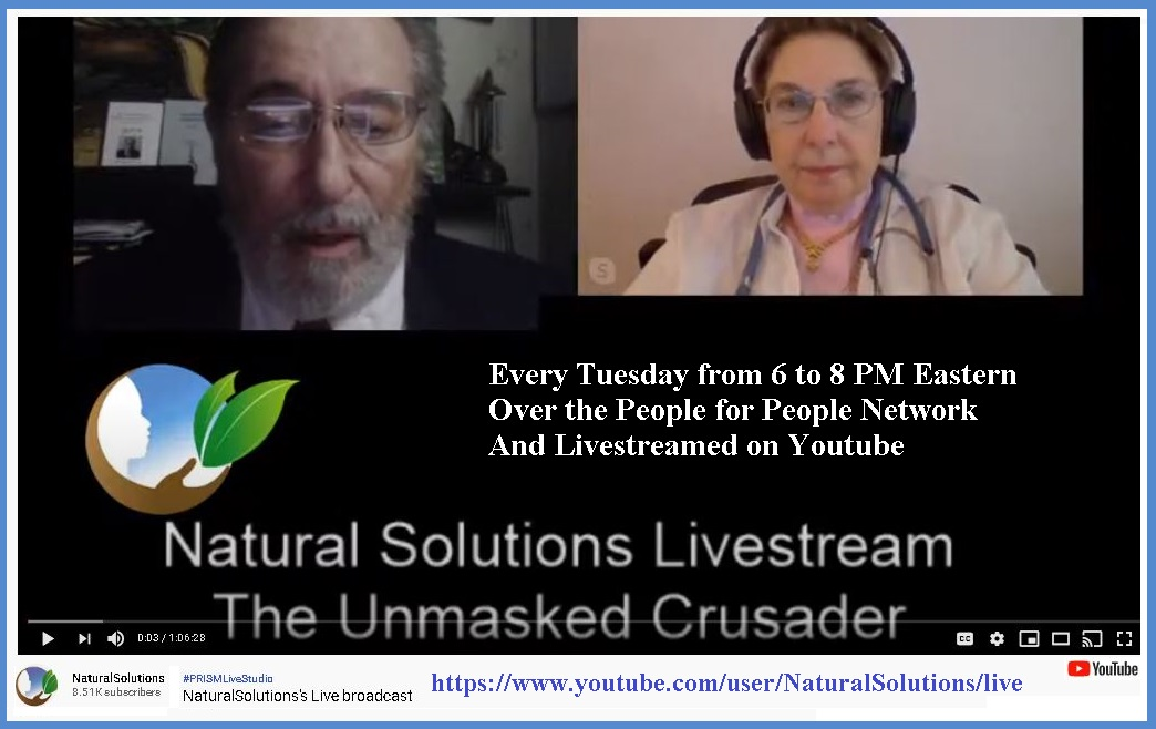 Natural Solutions Livestream Expanding!