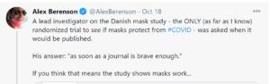 #DontYouDare! Major DK Mask Study Rejected