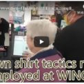 """#DontYouDare  WinCo (Salem OR): """"No Mask in Store, Mask @ Checkout or No Food for You, Old Lady!"""""""